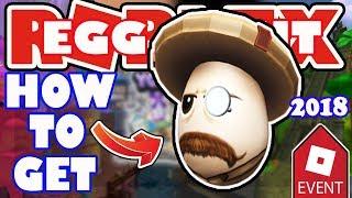 [EVENTO] Cómo obtener el huevo de eggsplorer - Roblox Egg Hunt 2018 - Ruinas de Wookong