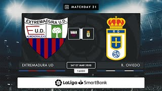 Extremadura UD Real Oviedo MD31 S1600