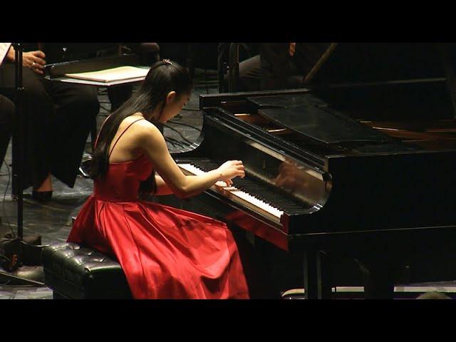 Saint-Saëns' Piano Concerto No. 2 in G Minor - La Jolla Symphony and Chorus