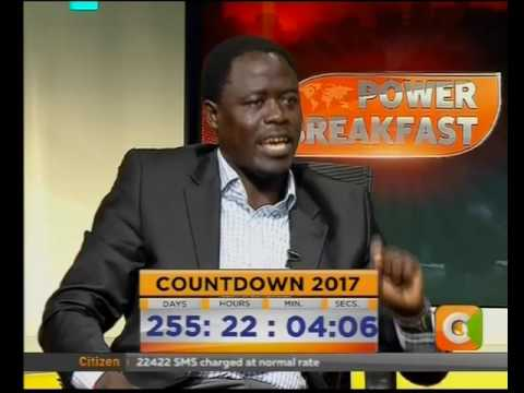 Power Breakfast News Review: Countdown 2017