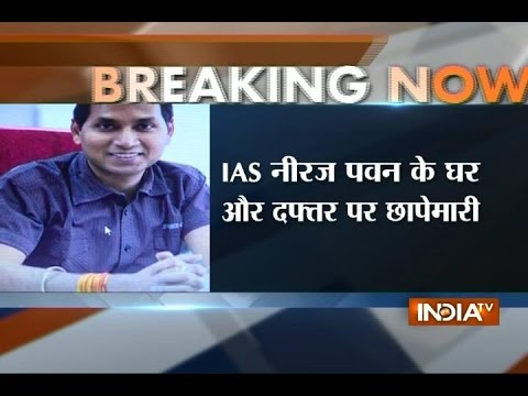 ACB Raids at IAS Officer Neeraj Pawan's Residence and Office in Jaipur