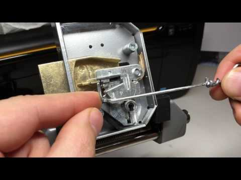 (093) Beginners Guide to Curtained Lever Locks and Lever Lock Picking