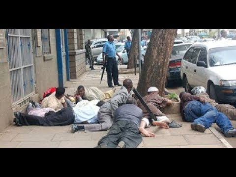 Rise in insecurity in the Nairobi CBD as crime gangs terrorize city residents