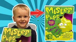 Mr. Pups 💩😂 - SpielzeugTester Julian