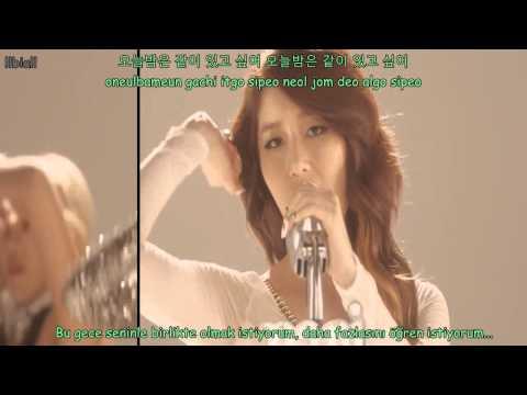 [MV] Navi(나비) _ I ain't going home tonight(집에 안갈래) (Feat. GEEKS(긱스)) Türkçe Altyazılı(Hangul-Rom)