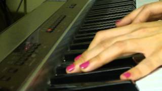 AWOLNATION Some Kind Of Joke Piano Keyboard Cover By Ear