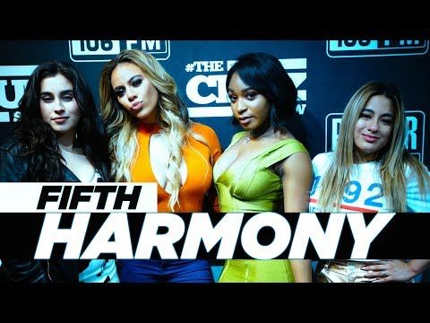 Fifth Harmony Talk 'Down' Ft. Gucci Mane + Get A Birthday Striptease!