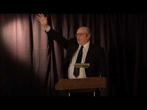 Tom Horn - Lecture On Strange Attractors - 2012