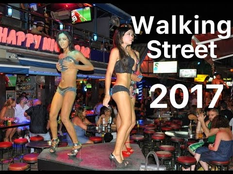 Walking Street Phuket Thailand Bangla Road 2017