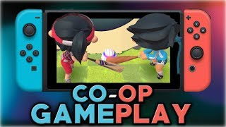 Super Beat Sports | Co-op Gameplay | Nintendo Switch
