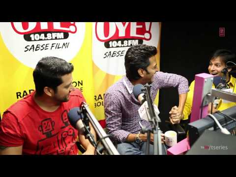 Grand Masti Promotion - Wackiest Interview Ever |  Riteish Deshmukh, Vivek Oberoi, Aftab Shivdasani