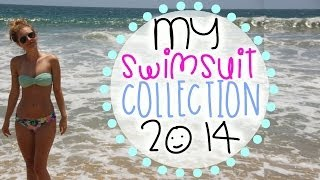 My Swimsuit Collection 2014! | Aspyn Ovard