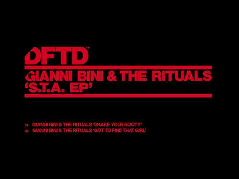 Gianni Bini & The Rituals 'Shake Your Booty'