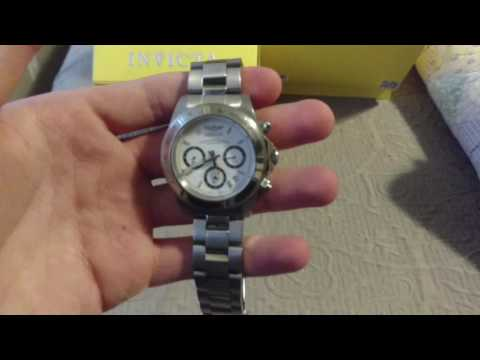 Invicta Professional Speedway 9211 review