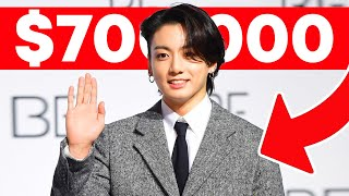 Most Expensive Clothes BTS' Jungkook Has Ever Worn