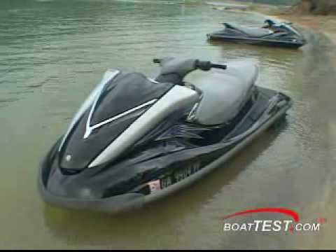Yamaha FX HO - By BoatTest com