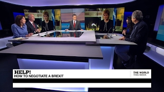 Negotiating Brexit, Trump's Roll back on Climate (part 1)