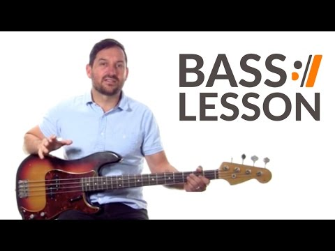 Mighty To Save - Hillsong Worship // Bass Tutorial