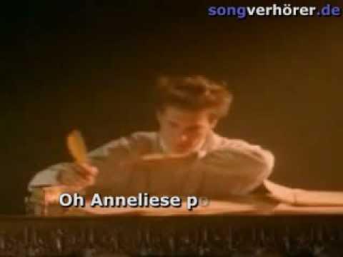 9 Oh Anneliese popel nicht - YouTube