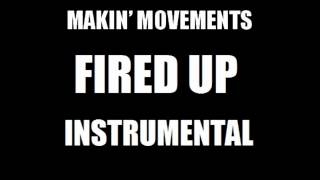 Fired Up Instrumental