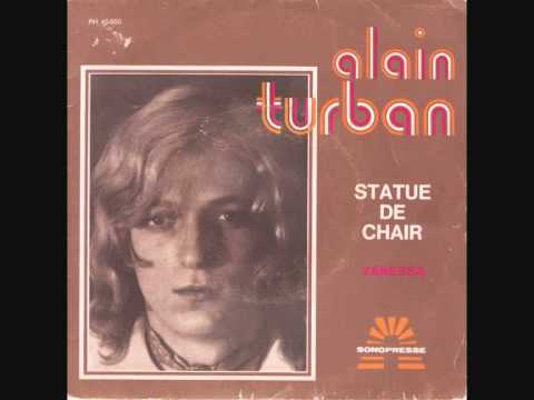 ALAIN TURBAN.......statue de chair            ( 1970 )