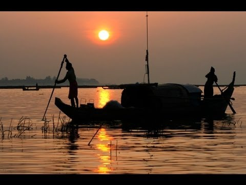Cambodia Fishing Tonlesap