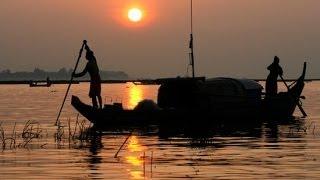Cambodia Fishing Tonlesap