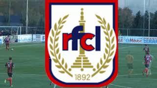 12 RFC Liège - Châtelet FSC : 3-0 Les buts et ITV