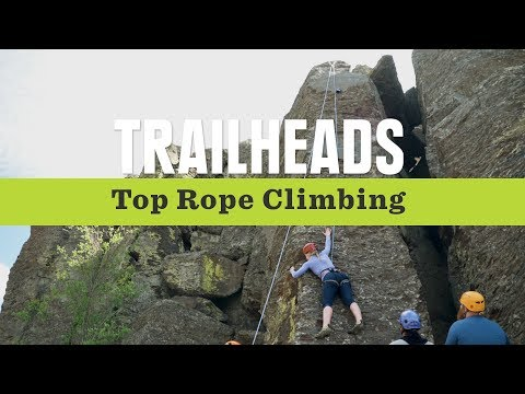 REI Trailheads S2 EP4: Want To Try Rock Climbing?