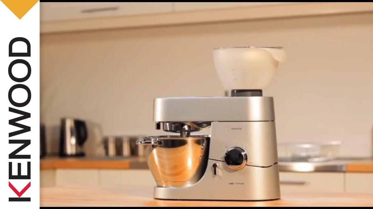 Kenwood Citrus Juicer At312 Kitchen Machine Attachment Youtube