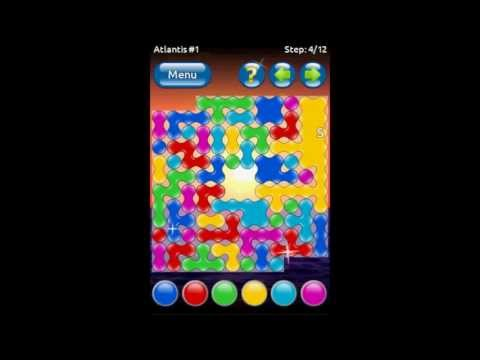 Color Oil - Logic Game For IPhone/Android (FREE)