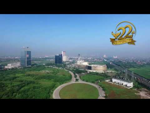 Alam Sutera 22 years Anniversary - Experience Life in Harmony