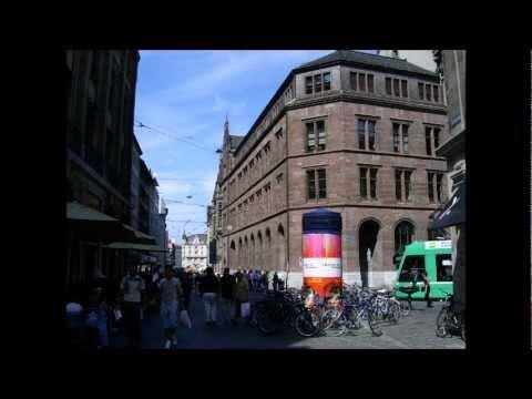 Basel - Bâle - Basle  City Tourism In Switzerland