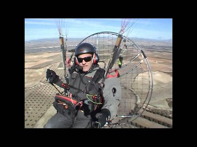 PXP Paramotor -  Moster 185 - Vitorazzi