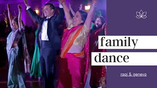Family Dance | Geneva & Raaj