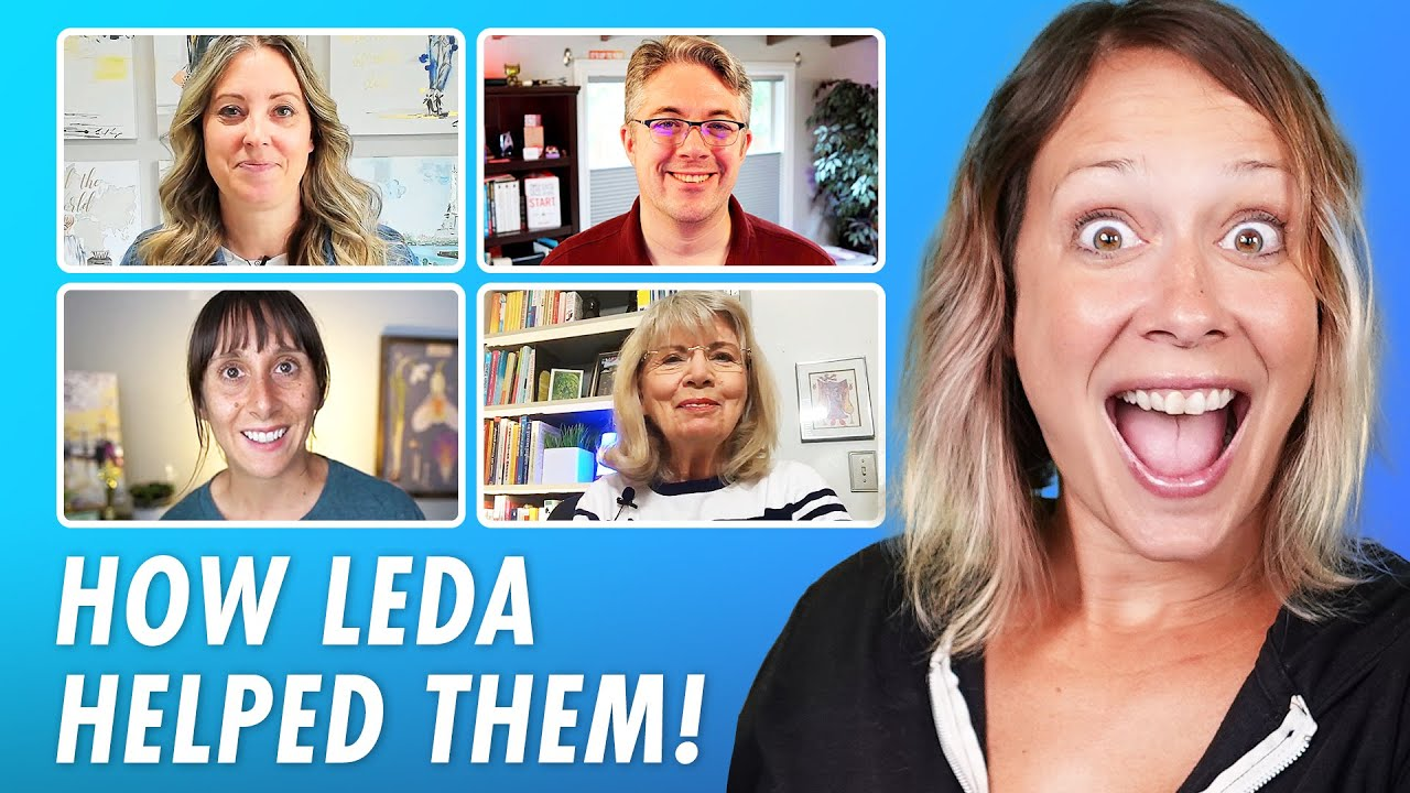 🔴 LEDA - Live Every Day in August - Where are they now?