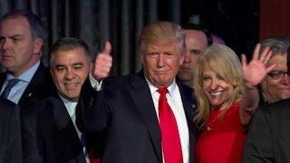 Who has Trump's ear?