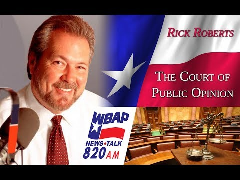Rick Roberts Court Of Public Opinion January 31, 2018