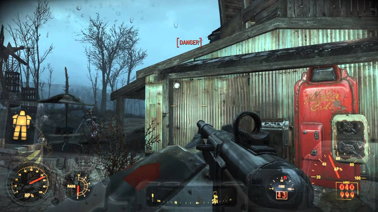 fallout 4 quest clear out breakheart banks youtube