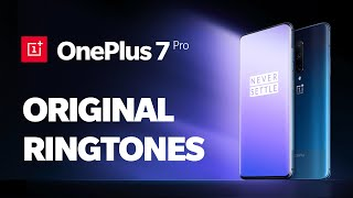 Now presenting the latest oneplus 7 pro stock ringtone, alarm and notification tones. comes with oxygen os 9.0 based on android pie 9.0. #oneplus7pro #nevers...