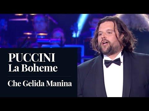 """Puccini - La Bohème """"Che Gelida Manina"""" (Jean Francois Borras) [LIVE]"""