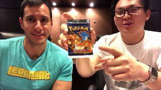 I PULLED A 1ST EDITION HOLO POKEMON CARD IN A VINTAGE PACK OPENING! ($1,000+)