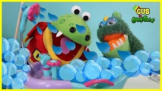Gus The Gummy Gator Videos