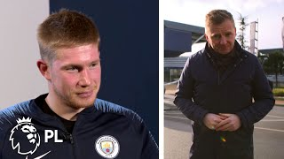 Man City's Kevin De Bruyne: Inside the Mind with Arlo White | Premier League | NBC Sports