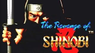 懷舊電玩好音樂03:1989超級忍Good old game music:Shnobi Sega MD Genesis