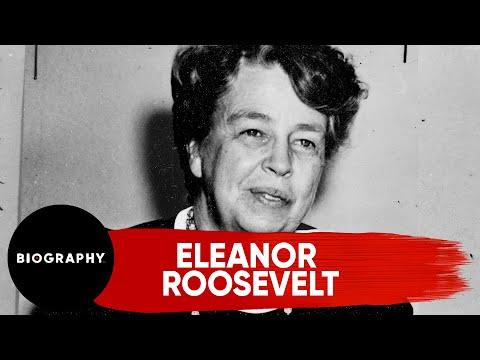 Eleanor Clift on Eleanor Roosevelt as First Lady | BIO Shorts | Biography