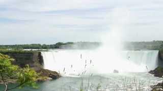 HD nature screen: Niagara Falls scenery