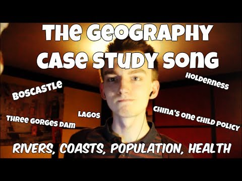 The Geography Case Study Song