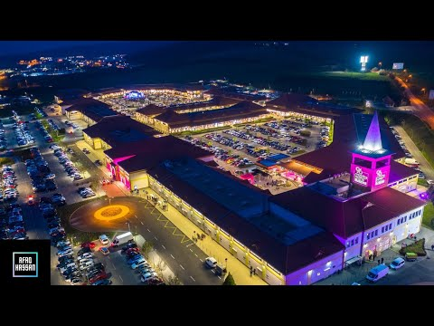 The Best Place For Shopping in Hungary   Premier Outlet   Biatorbágy Budaörsi