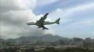 Top 10 des atterrissages les plus dangereux !.avi